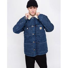 Carhartt WIP Fairmount Blue dark stone washed L