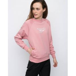 Reebok LF COTTON COVER UP CHALK PINK M