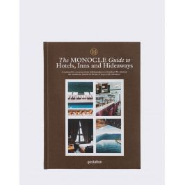 Gestalten Monocle Guide to Hotels, Inns and Hideaways