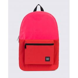 Herschel Supply Packable Daypack Neon Pink Reflective / Red Reflective