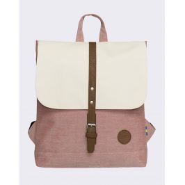 Enter Backpack Mini Melange Red/ Natural Top