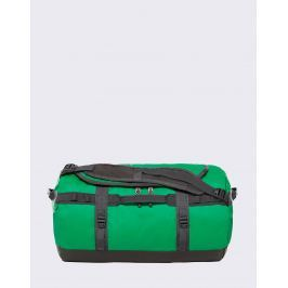 The North Face Base Camp Duffel S Primary Green/ Asphalt Grey
