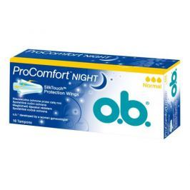 o.b. Tampóny ProComfort Night Normal 16 ks